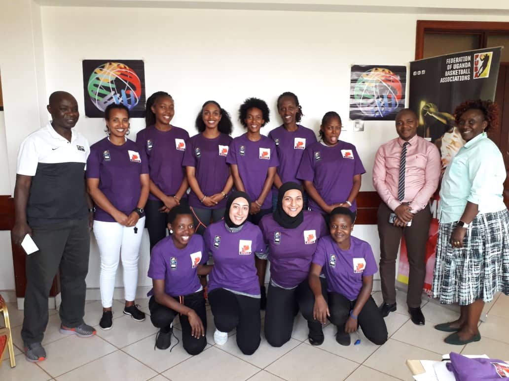 Uganda scores high after successfully hosting Women's Referee Clinic